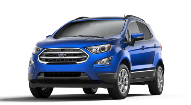 New 2020 Ford EcoSport SE Crossover for Sale in Casco MI